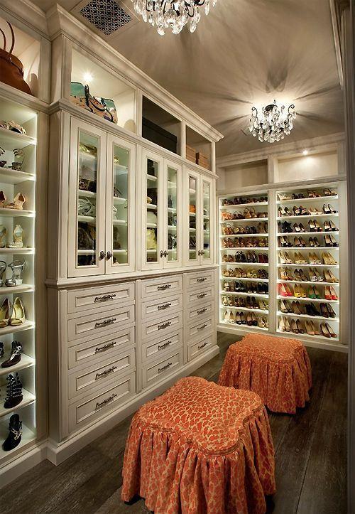 Luxury Master Closets
