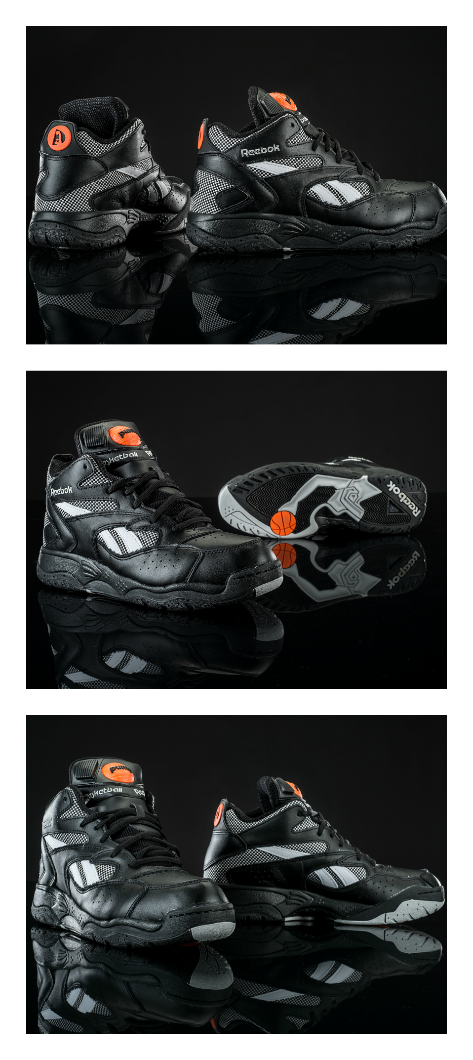 fef5c039827 Add this Dee Brown signature to your collection. The Reebok Pump D-Time is  up for grabs here.