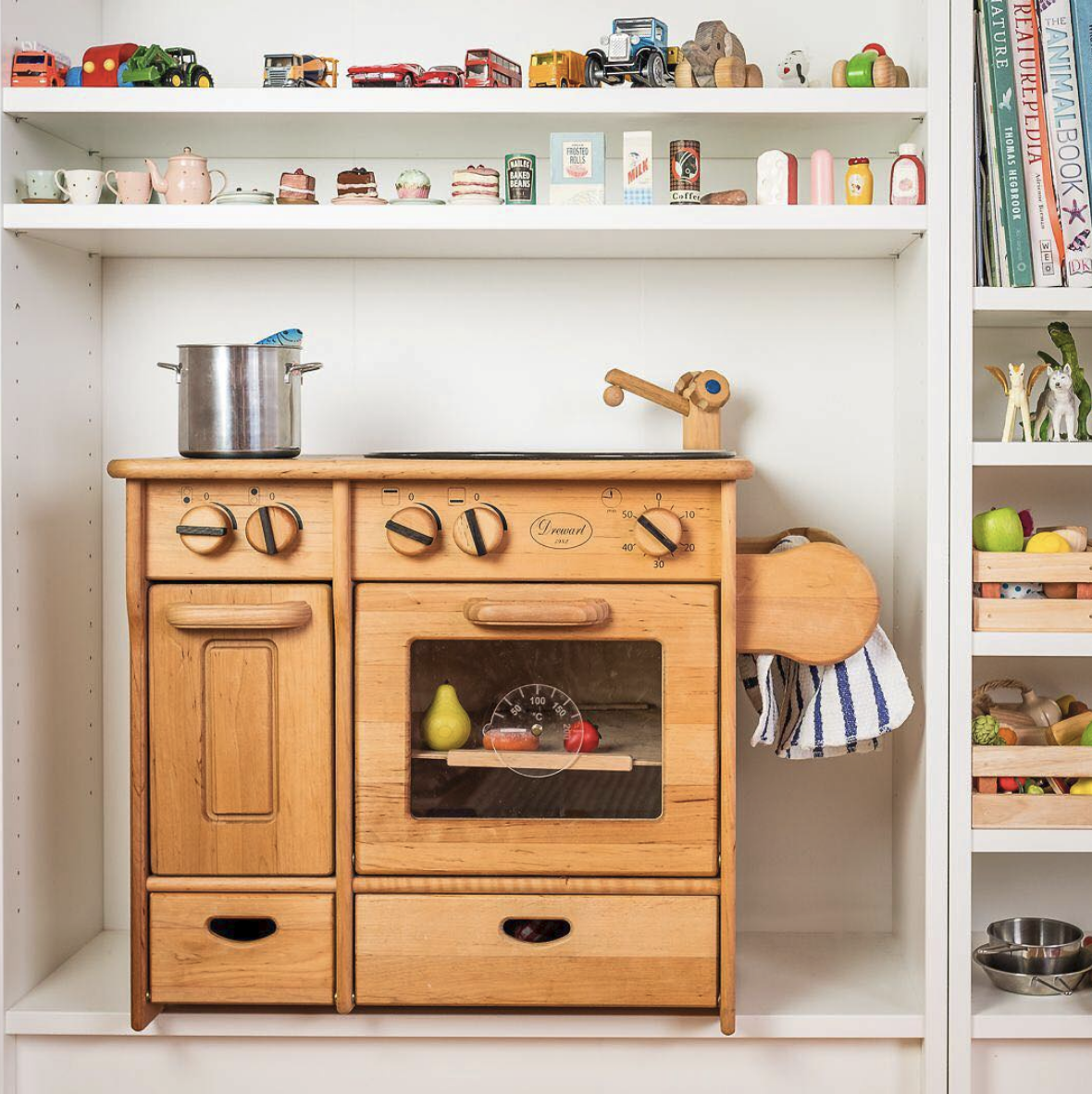 drewart wooden combo kitchen - dilly dally kids. everything