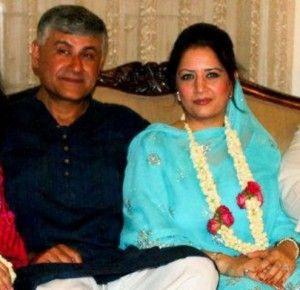 atiqa odho wedding pictures with samar ali khan awampk