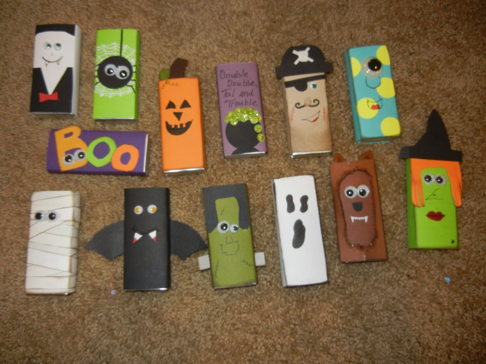 halloween crafts - Google Search Young Womens Pinterest Scary - cool halloween decoration ideas