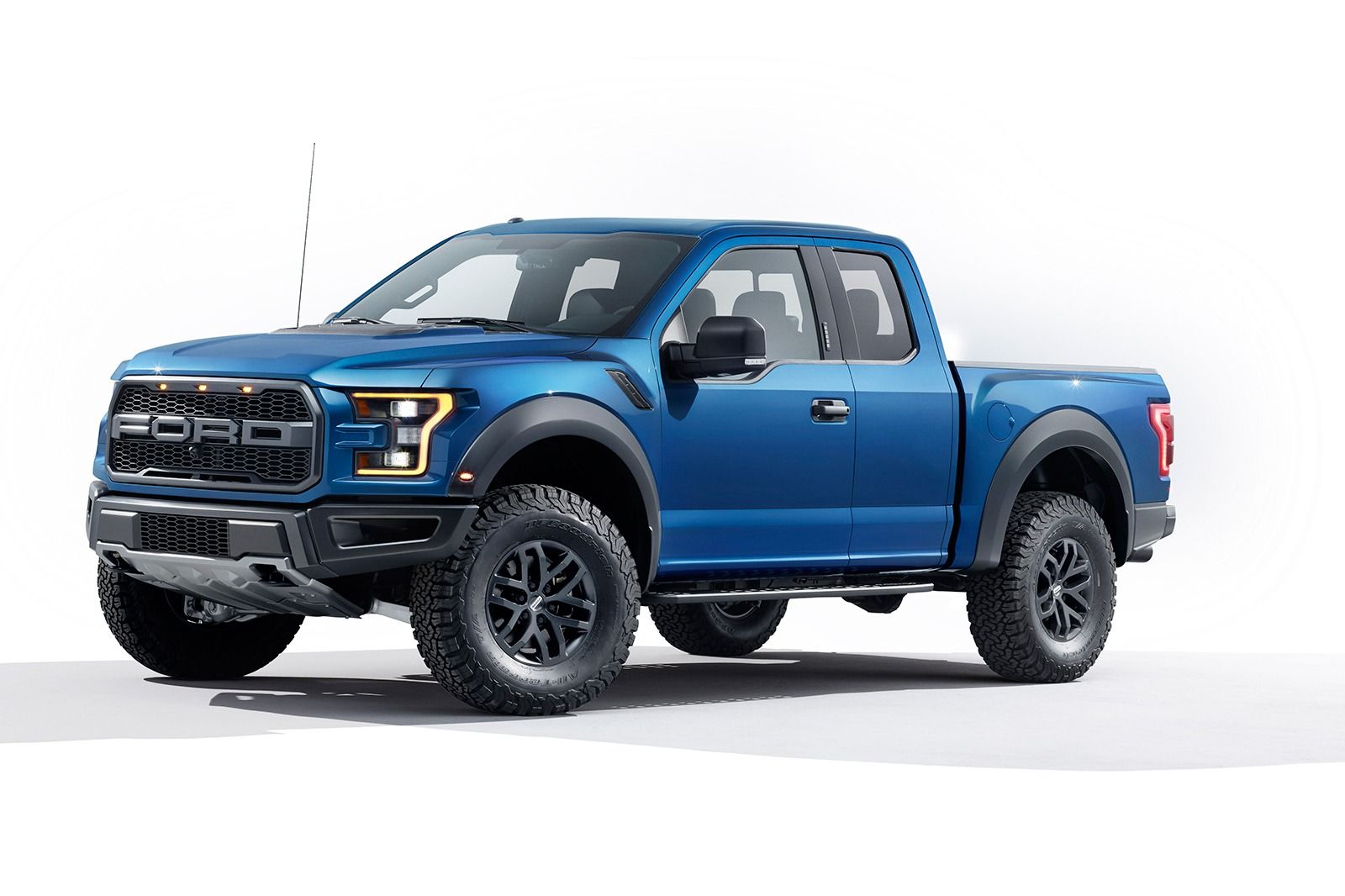 2017 Detroit Auto Show Ford F 150 Raptor Faq Edmunds