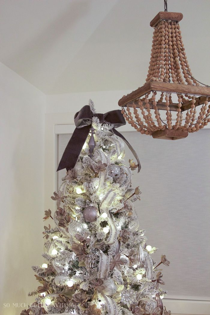 Glittered and Jewelled Christmas Tree + Giveaway | Jeweled ...