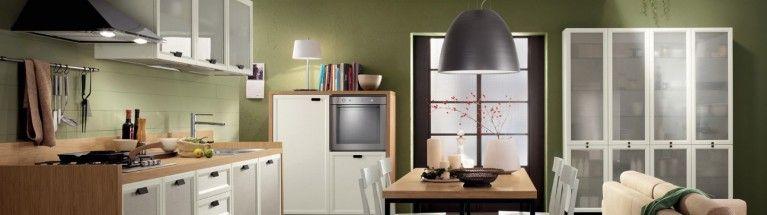 Idee colore pareti cucina | Vaselina | Colori della sala da ...