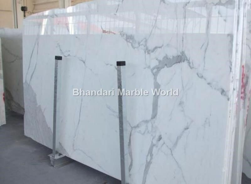 High Quality Amp Finishing Statuario Marble Is Manufacturer