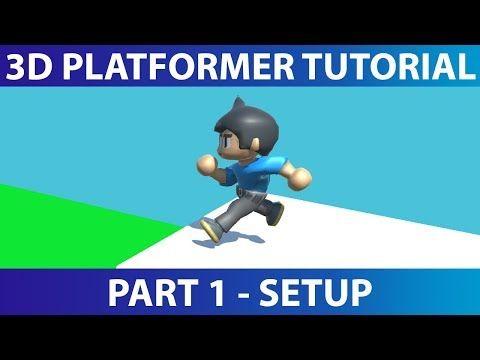 Unity 3D Platformer - Learn to Make a 3D Action Platformer