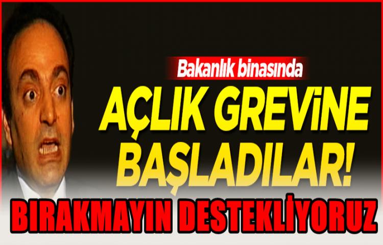 HDP'liler açlık grevine başladı