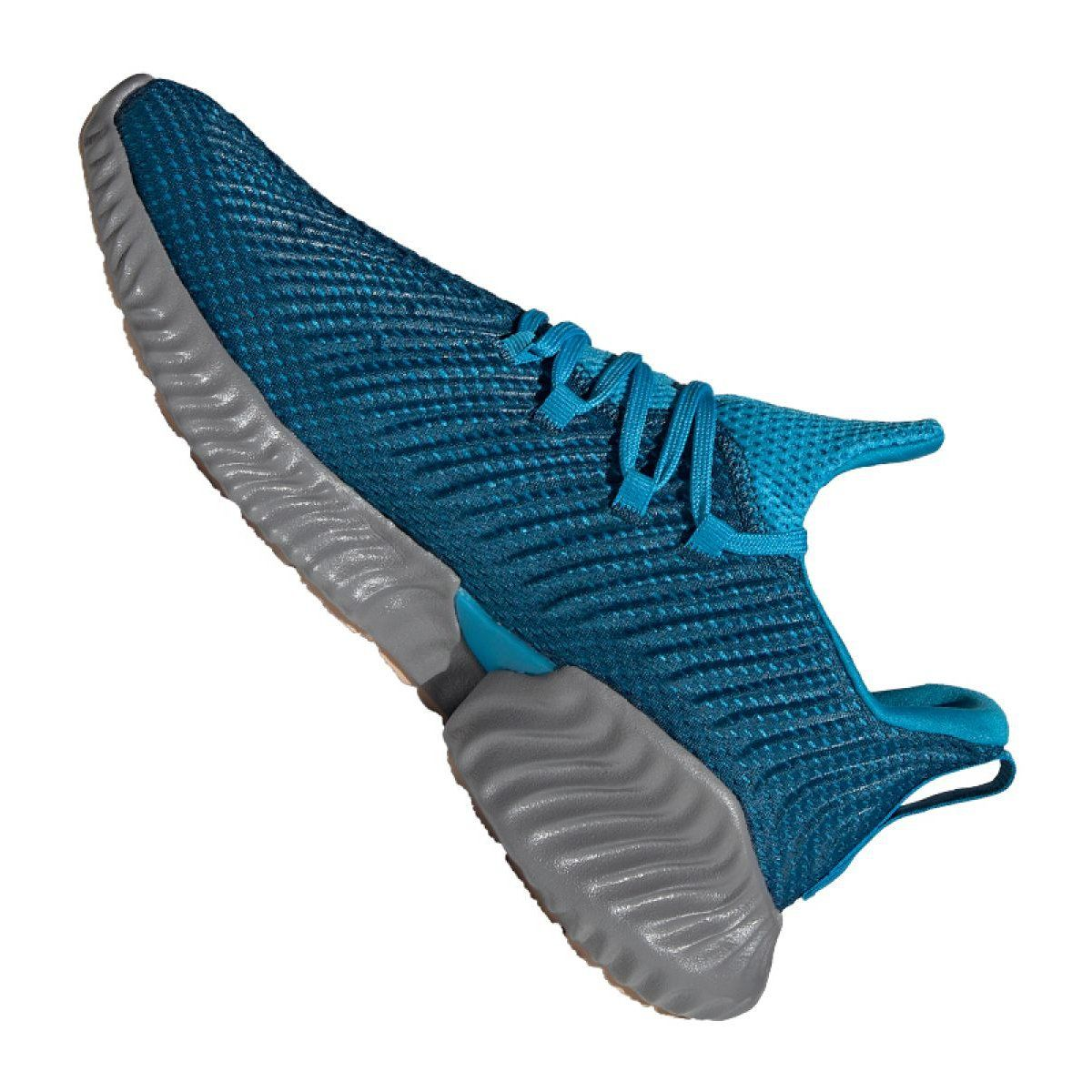 Buty Adidas Alphabounce Instinct M Bd7112 Niebieskie Adidas Blue Shoes Adidas Running Shoes