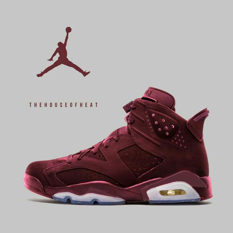 2e5ca6d64f3018 Jordan Retro 6 ....hotnessssssssss💗💗💗💗💗😎 Jordans Sneakers