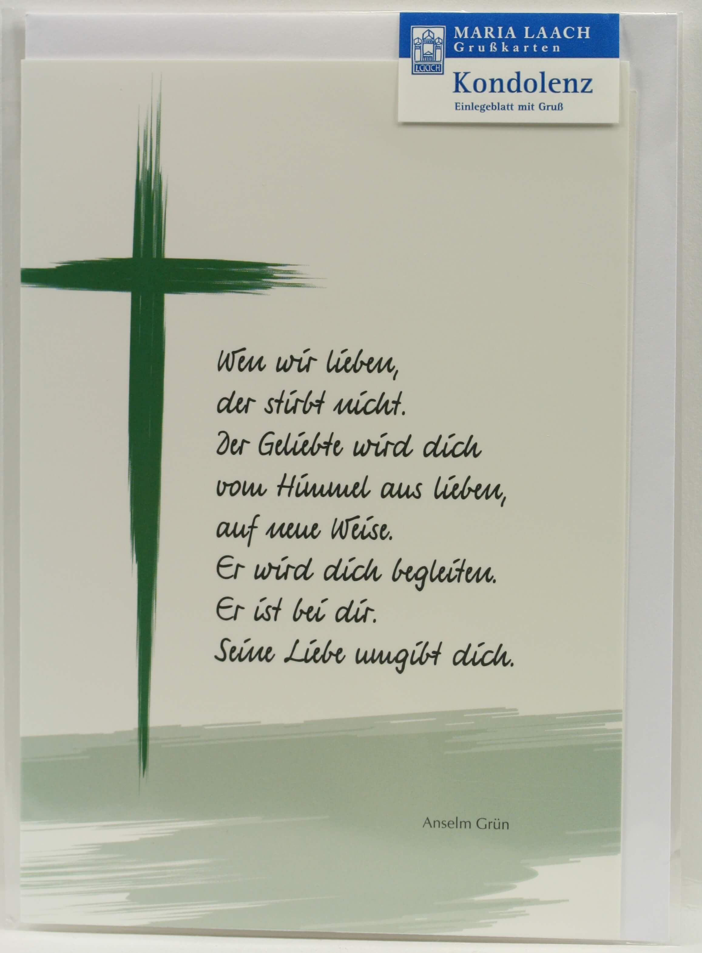 Anselm Grün Sprüche