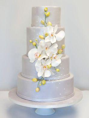 Alan Dunn Floral Cake Cake Art Cake