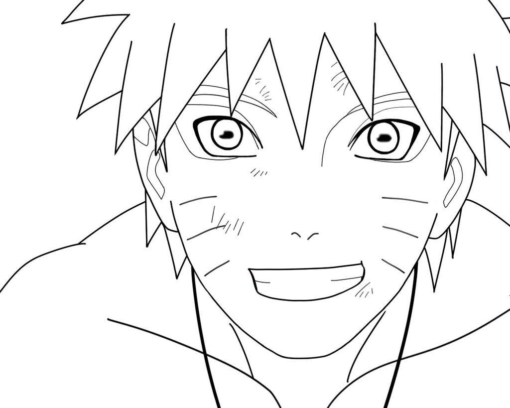 coloring pages of naruto - photo#35