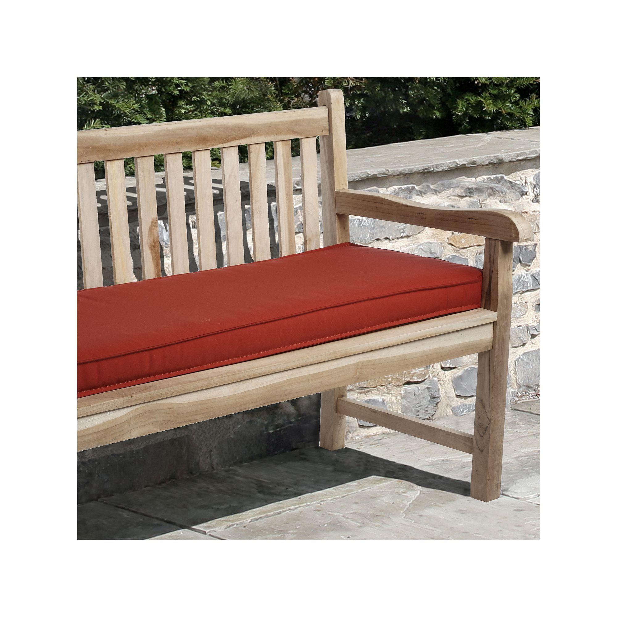 Mozaic Sunbrella 60 X 19 Canvas Outdoor Bench Cushion Bench Cushions Furniture Cushions On Sofa