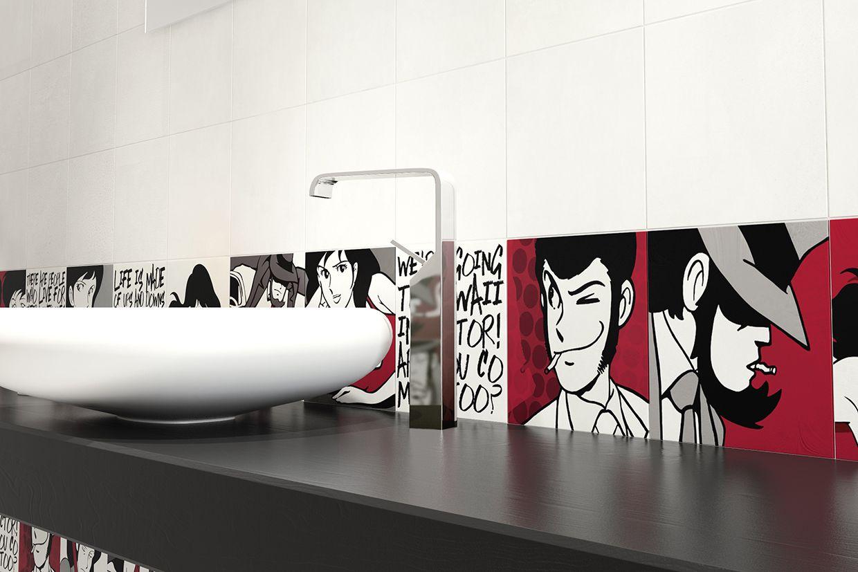Ceramic tiles piastrelle per il bagno idee bagni