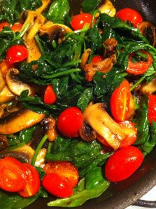 Easy side dish or main dish if you add chicken...so good...eat clean primal paleo  whole 30
