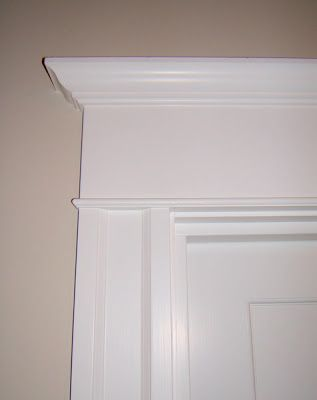 Interior Door Moulding Ideas 12 photos gallery of door trim ideas to prettify your house Replacment Trim For 1920s Inside Doors