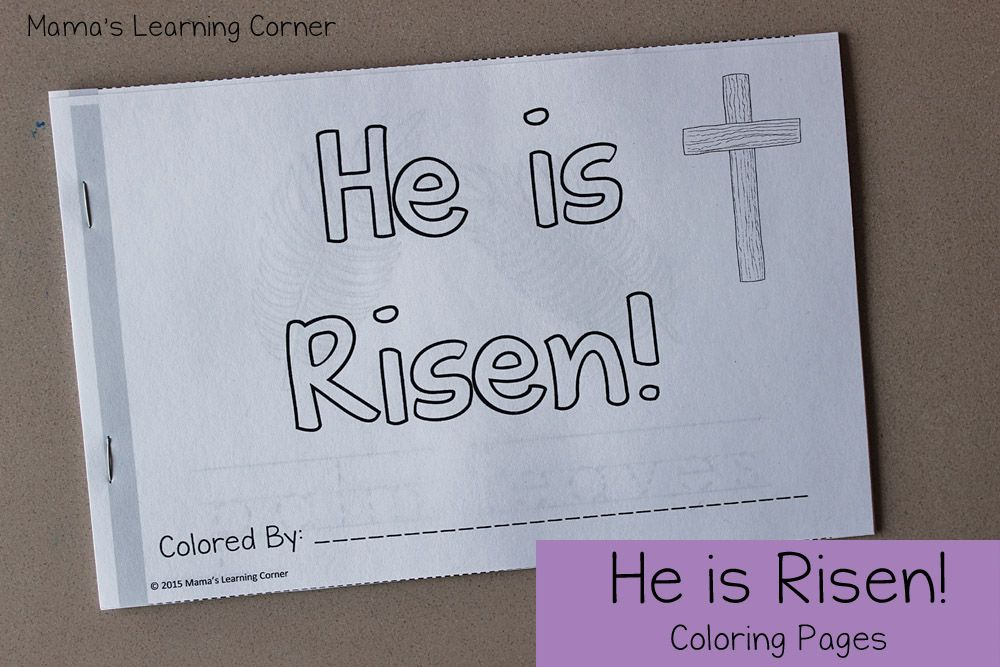 Coloring Pages For Young Learners : Easter coloring pages easter colouring easter and bible crafts