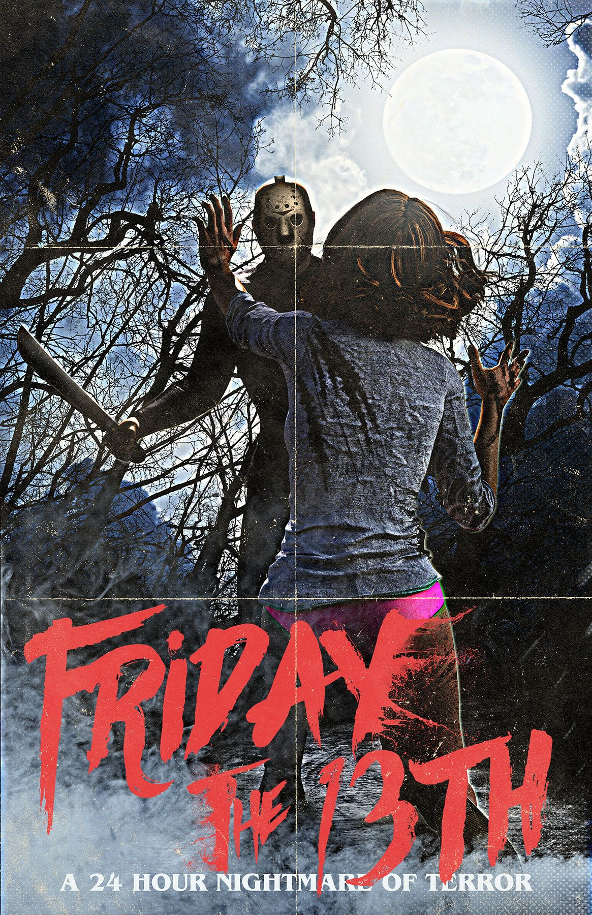 Friday the 13th 1980 1165 x 1800