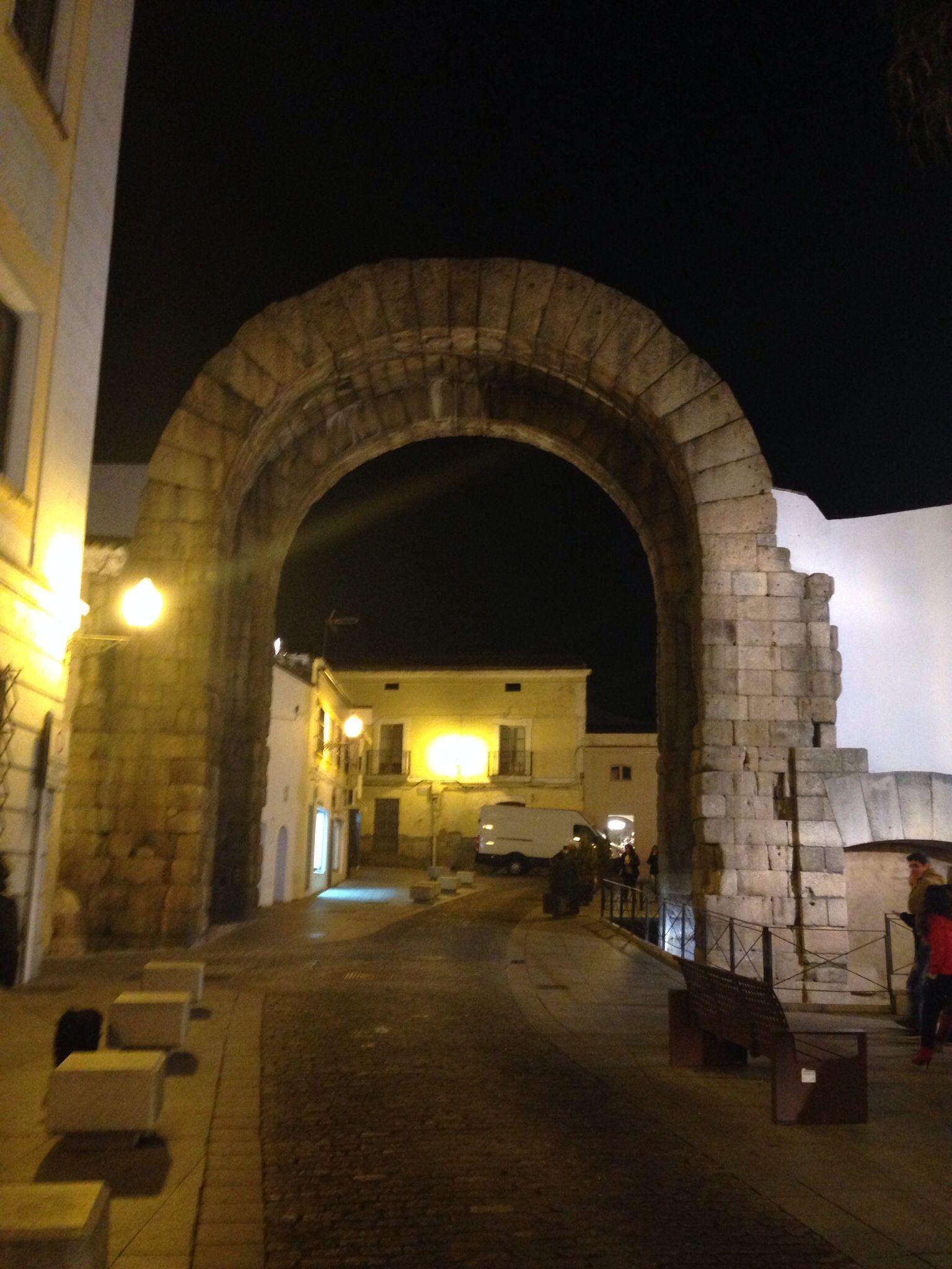 Arco de Trajano - Mérida