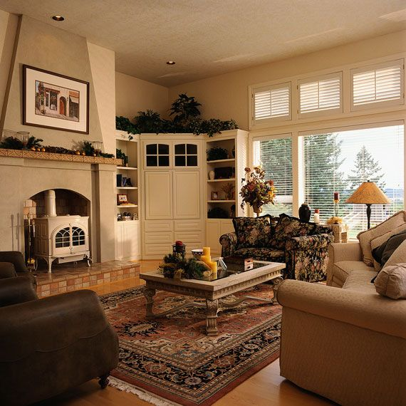 Country Living Rooms Country Style Living Room Interior Design