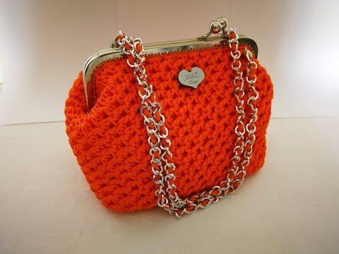Tutorial Kyara Pochette Clic Clac Mel C Bags Handmade