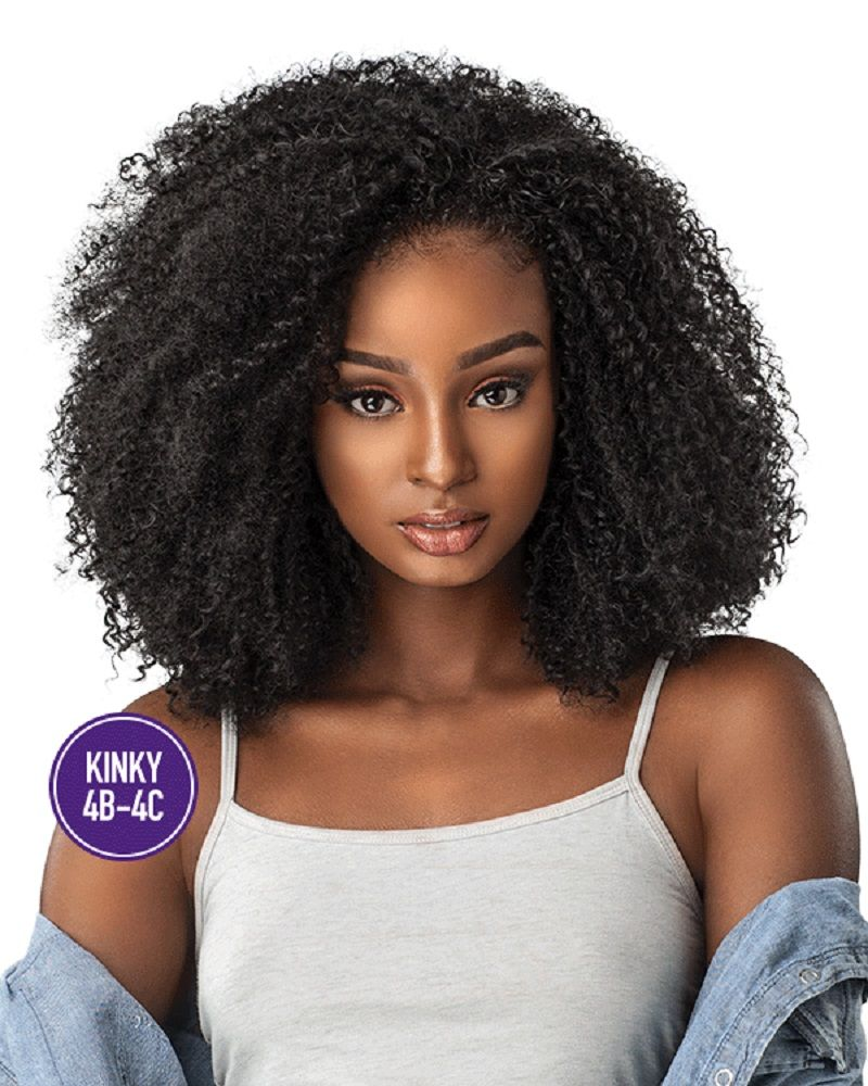 game changer curly kinks twist out instant weave
