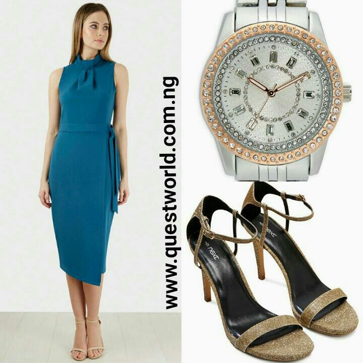 #dress size 8-14 #12000 #watch #10000 #shoes #heels size 7/41 8/42 #9000 www.questworld.com.ng Nationwide HOME delivery Pay on delivery in Lagos