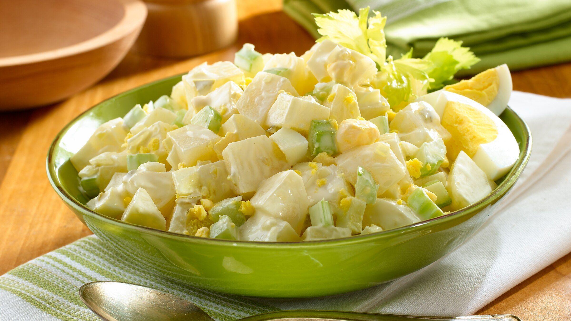 Country potato salad recipe in 2020 potatoes potato