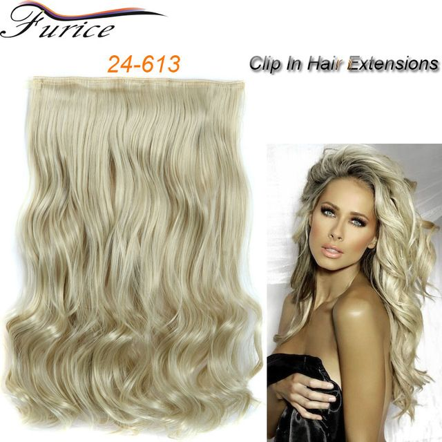 Clip in hair extensions 65cm 255inch natural hairpieces 2017 new clip in hair extensions 65cm 255inch natural hairpieces 2017 new hair style wavy curly synthetic pmusecretfo Choice Image