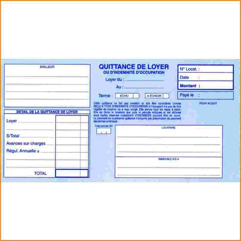 8+ exemple quittance de loyer   lettre de demission   Lettre de démission, Exemple, Occupation