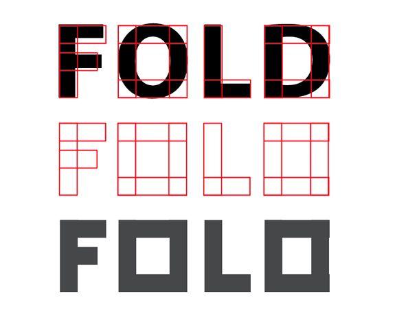 Folding Letter Logo  Google Search  Logos    Letter