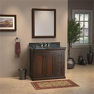 single sink vanity costco