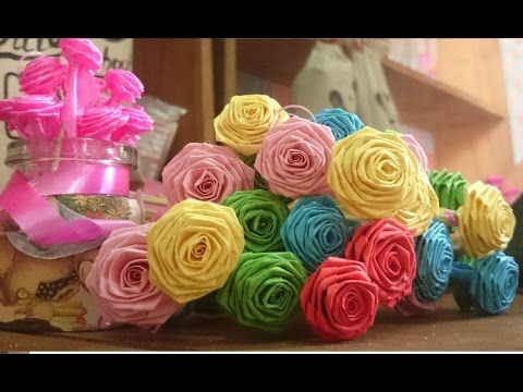 Crafting a Paper Rose is Super Easy Now | Construction paper ... | 360x480