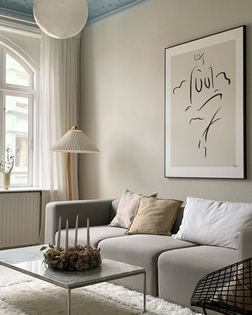 120 Clean And Warm Scandinavian Living Room Ideas That Are Popular On Houzz Pinterest In 2021 Living Room Scandinavian Warm Scandinavian Living Room Sofa Decor