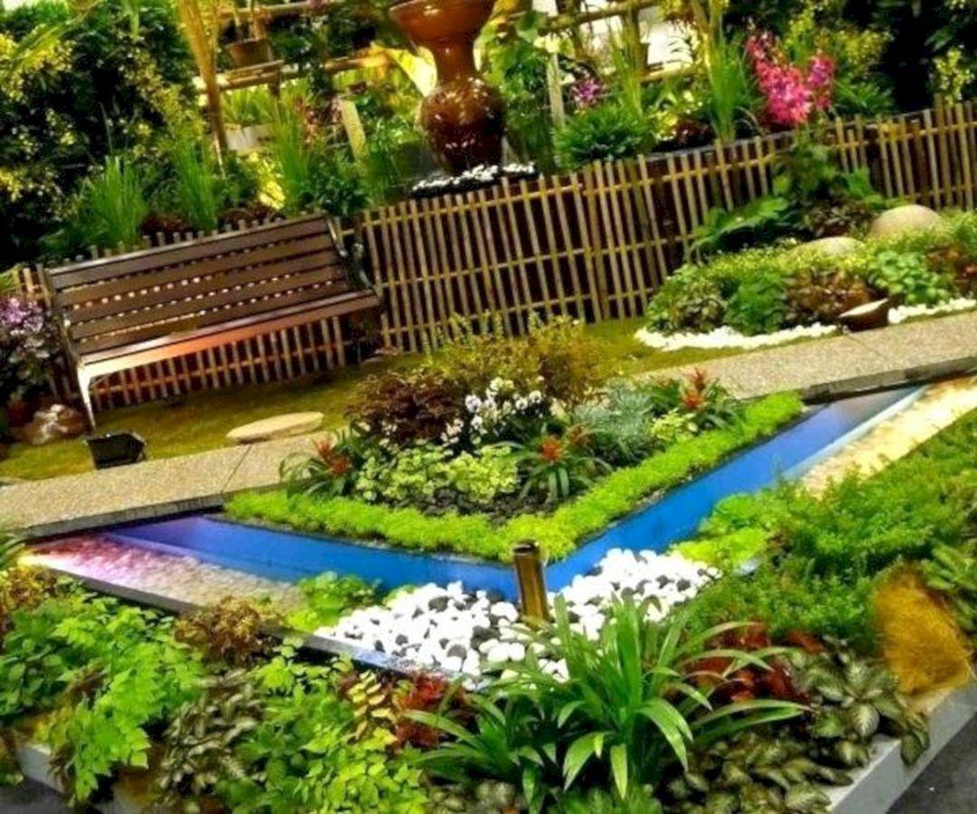 Garden Ideas Designs And Inspiration: 22 Fantastic Flower Beds Design Ideas For Backyard