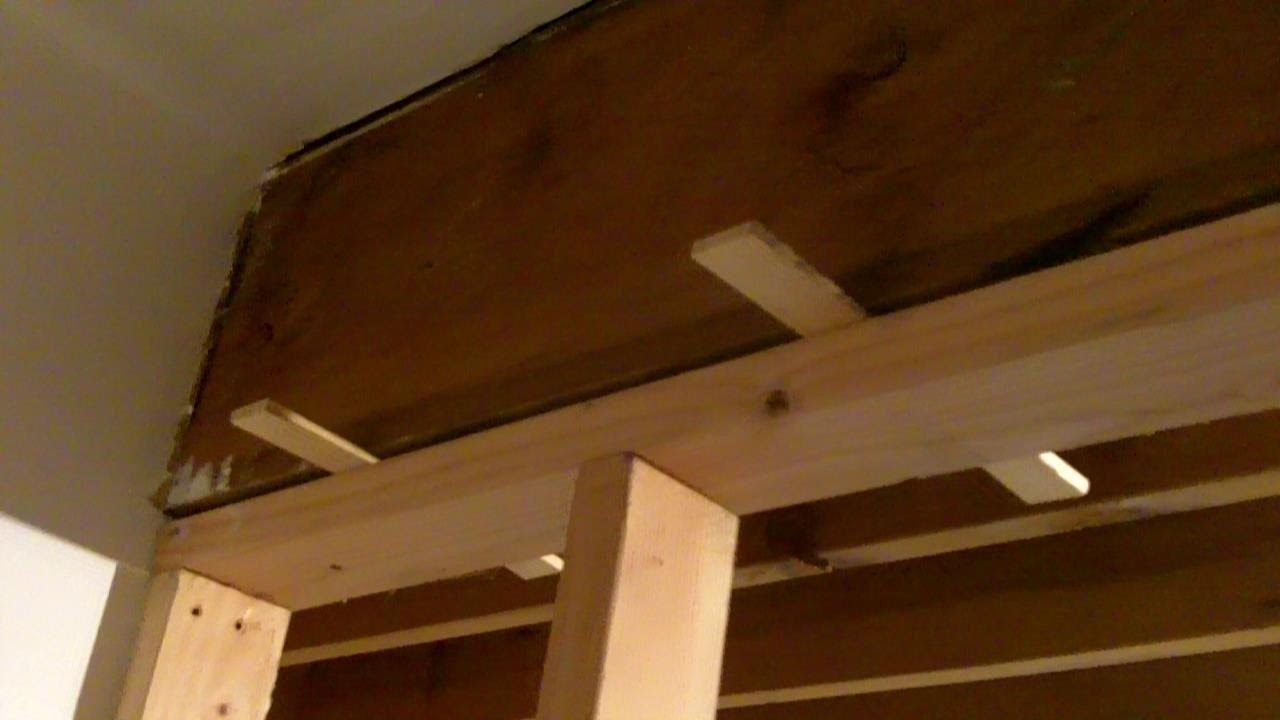 How To Build A Partition Wall Beginner S Guide Building A Stud Wall