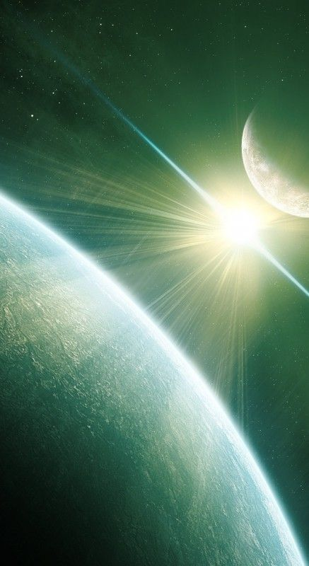 #Light #Star #Planet. http://www.mindblowingpicture.com/wallpaper/space/wp4y9pcz.html