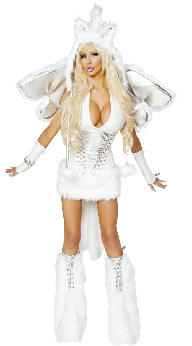 PLUSH ANIMAL COSTUMES WHITE FOX HALLOWEEN CARNIVAL CHRISTMAS COSPLAY COSTUMES FOR WOMEN LADIES FANCY DRESS PARTY ROLEPLAY  sc 1 st  Pinterest & PLUSH ANIMAL COSTUMES WHITE FOX HALLOWEEN CARNIVAL CHRISTMAS COSPLAY ...