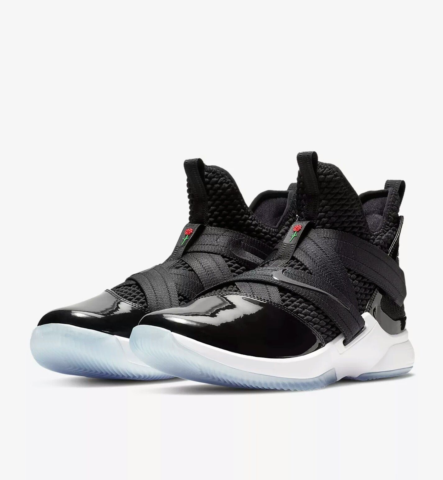 c13bf0e4b9be1 Lebron soldier 12 black Tuxedo | shoes in 2019 | Sneakers, Shoes, Nike