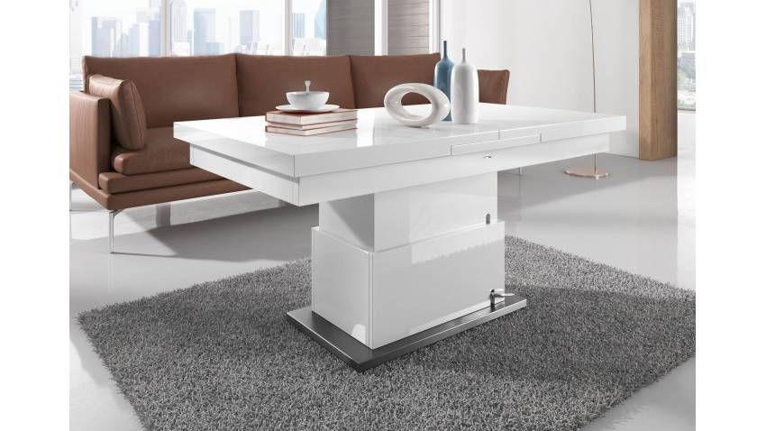 Table Basse Extensible Relevable In 2020 Mit Bildern