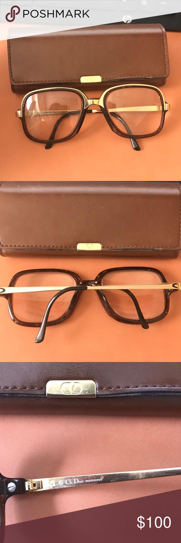 5bc61f91489e Christian Dior monsieur vintage frames Authentic