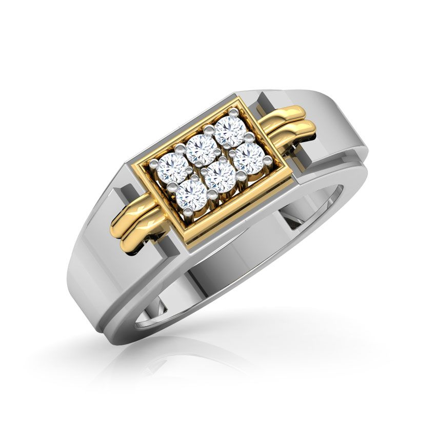 bb14f3555bba3 Buy Carl Ring for Men at CaratLane.com - India's Largest Online ...