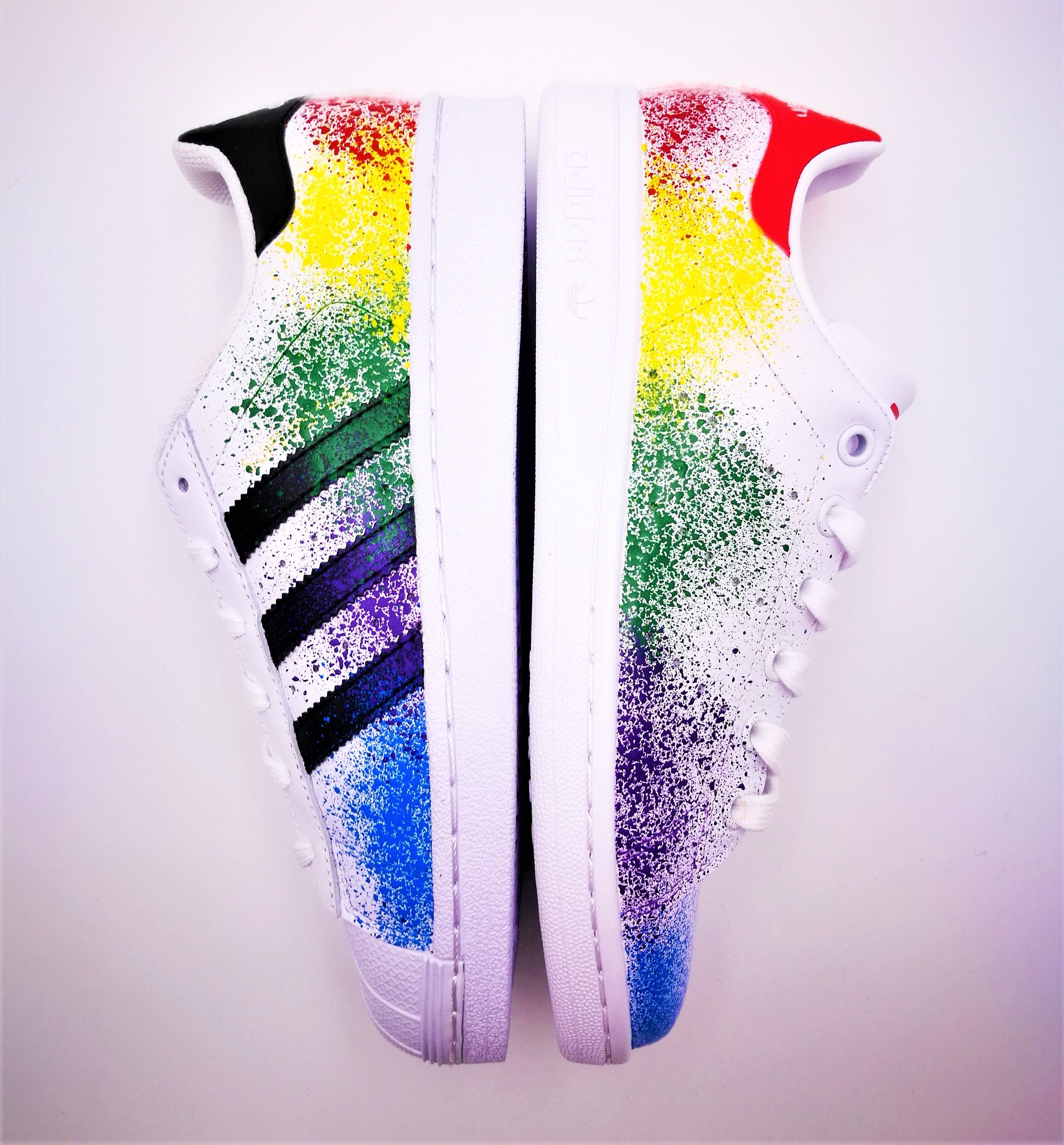 Adidas Color Splash Superstar - Double