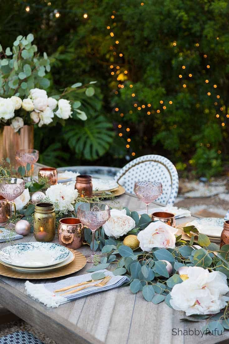 Outdoor Christmas Decorations - French Country | French ...