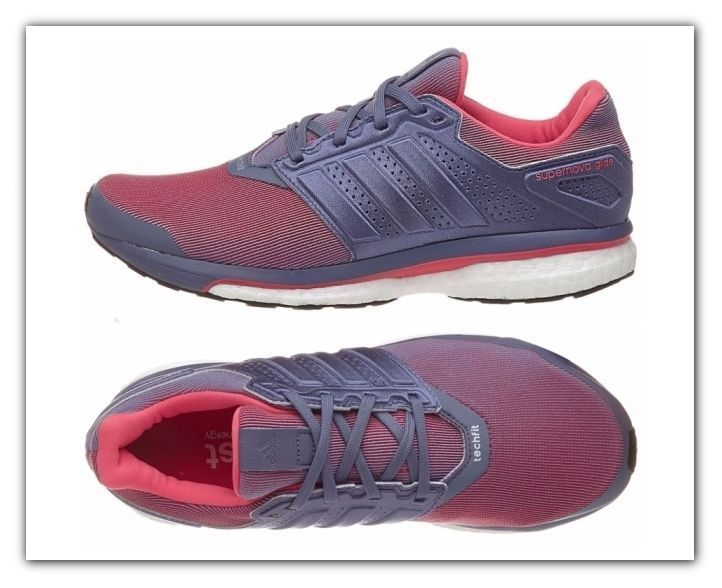 aa5d38b05 Womens Adidas Supernova Glide 8 Purple Running Shoes Adidas Boost S80275