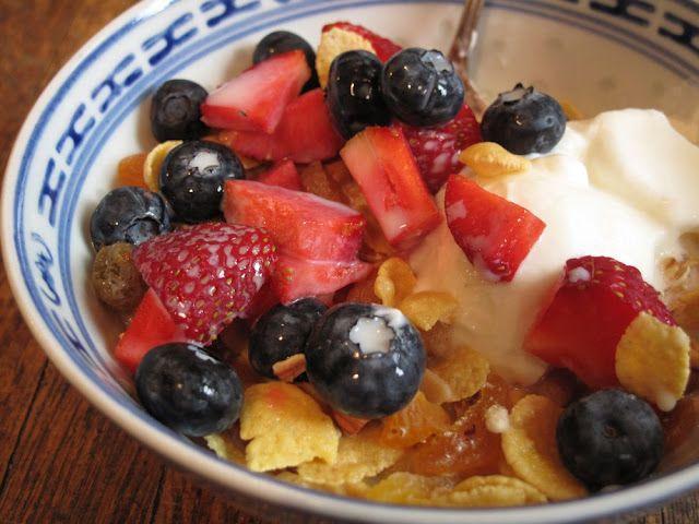 Hooray for Muesli! My Freiburg breakfast!