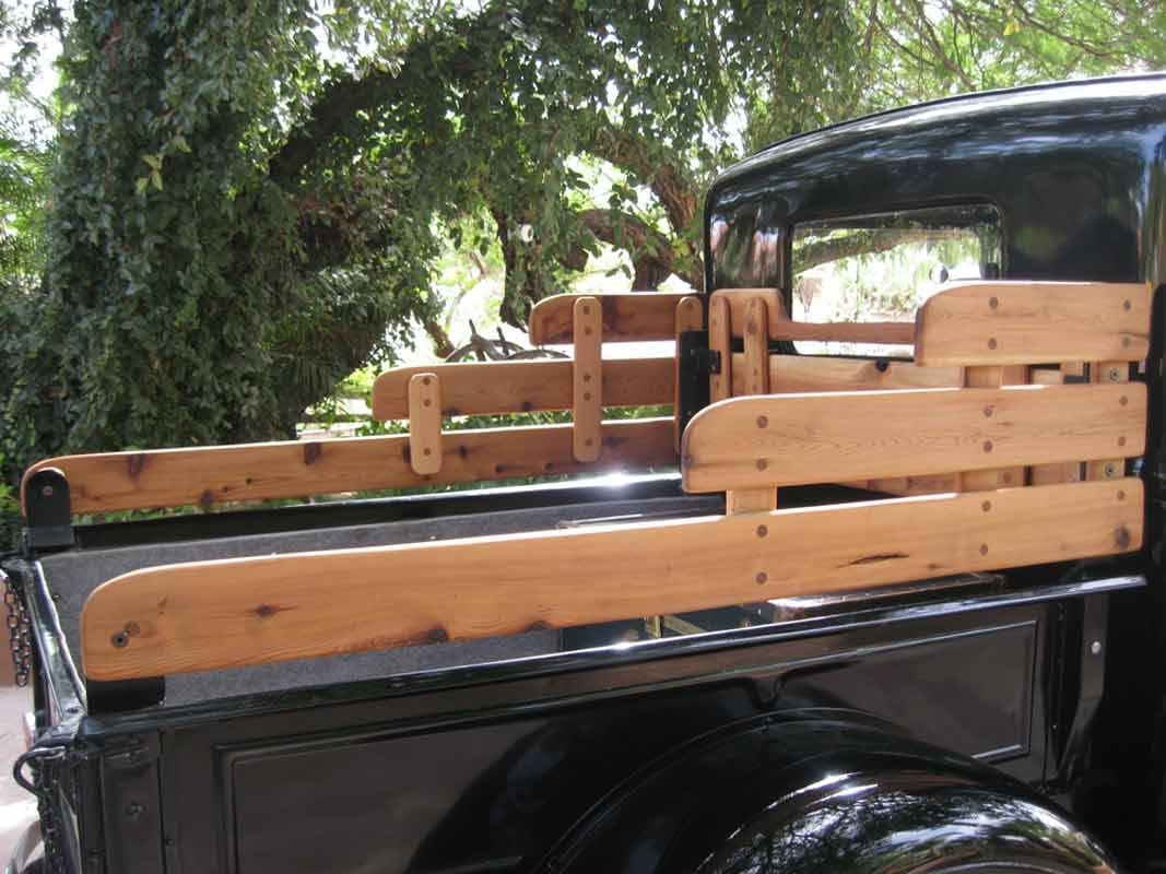 Wood Truck Tops ~ Stake body pickup truck google search vehicle projects