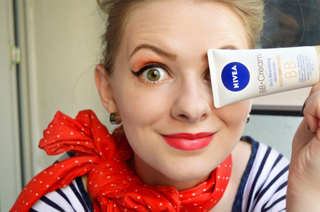 Nivea BB Cream #nivea #review #beautyblogger #bbcream #selfie