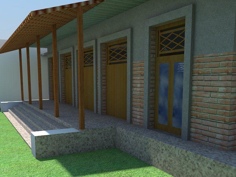 Desain Rumah Joglo Modern Pinterest Gambar