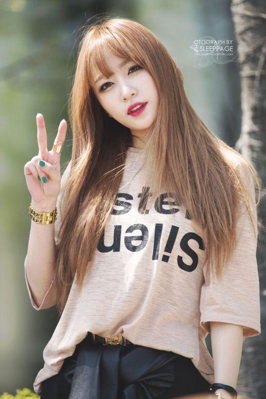 Hani Exid Hani Hani Ahn Hani Kpop Girl Groups